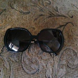 Burberry Sunglasses. ( case not Burberry )
